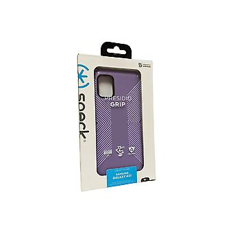 Speck Presidio Grip Case for Samsung Galaxy A51 - Marabou Purple/Concord Purple