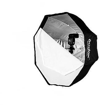 Godox Prenosný dáždnik Softbox s držiakom na topánky Honeycomb