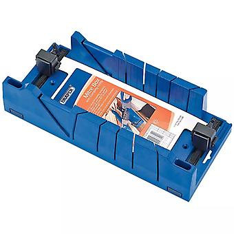 Draper Tools Professional miter saw with clamping device Blue 09789