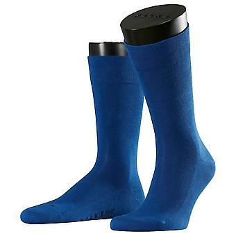 Falke Sensitive London Socken - Saphirblau