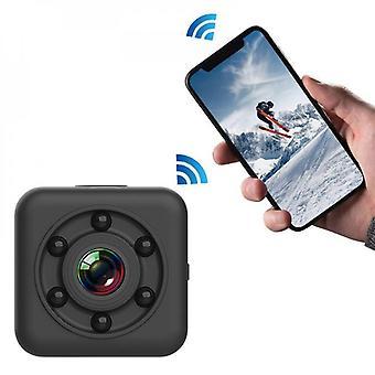 Мини-шпионская камера Full Hd 1080p беспроводная скрытая шпионская камера Micro Security Cam