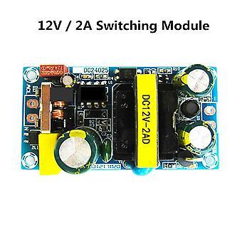 Ac-DC 12v / 2a Schaltmodul ac100-265v Low Ripple Schalter Power Board Modul 24w isoliertes Leistungsmodul