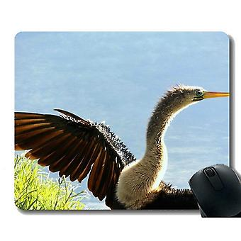 (220x180X3) Gaming Mouse Pad Custom, Skying Bald Eagle Office Mouse Pad