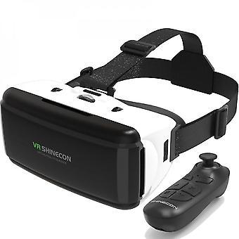 Vrshinecon G06 Vr Headset For Phone Virtual Reality Goggles(G06 B03)