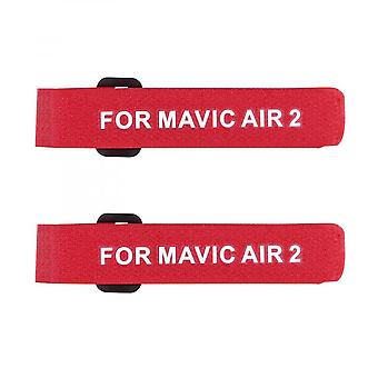 2pcs Paddle Blade Tape Straps Holder For Mavic Air 2 /for Air 2s Motor Fixed