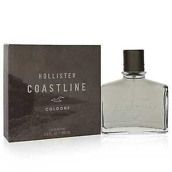 Hollister Coastline By Hollister Eau De Cologne Spray 3.4 Oz (miehet)