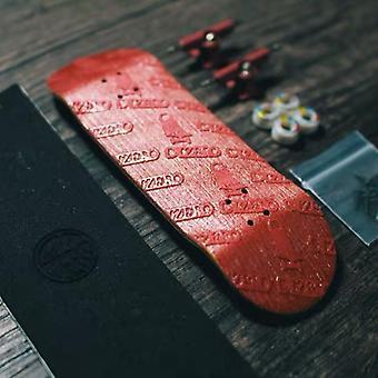 כולל אביזרים עץ אצבע ראשונית לוח אצבע מקצועי תמיכה אצבע סקייטבורד להגדיר רומן