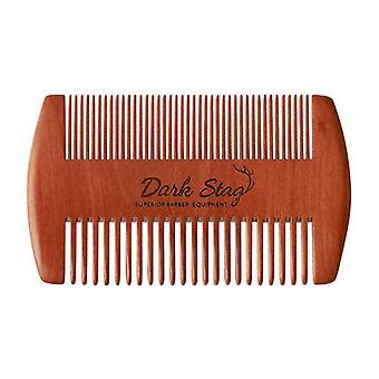Dark Stag Beard Hair Comb Superior Grooming For Men