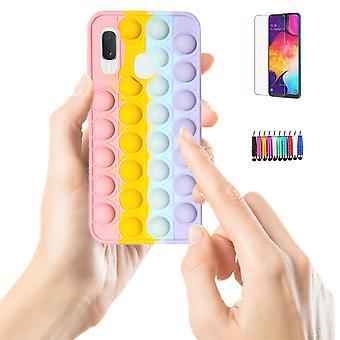 Samsung Galaxy A20e - Shell / Protection / Pop It Fidget