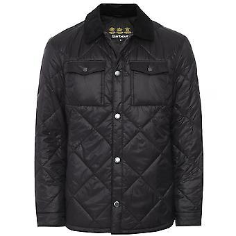 Barbour skjorte quilt jakke
