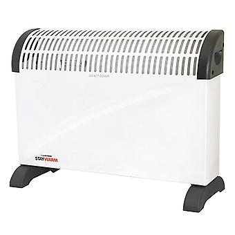 Lloytron Stay Warm convector incalzitor 2000 W-alb (model nr. F2403WH)