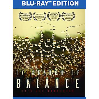 In Search of Balance [Blu-ray] USA import
