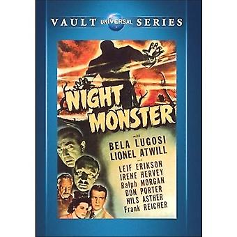 Natt Monster [DVD] USA import