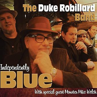 Duke Robillard Band - Independently Blue [CD] USA import