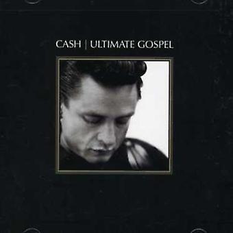 Johnny Cash - Cash-ultimata evangeliet [CD] USA import