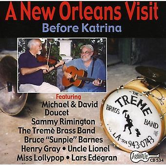 Michael Doucet - New Orleans Visit: Before Katrina [CD] USA import