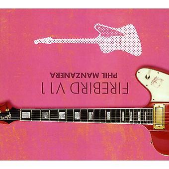 Phil Manzanera - Firebird V11 [CD] USA import