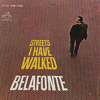 Harry Belafonte - Streets I Have Walked [CD] USA import