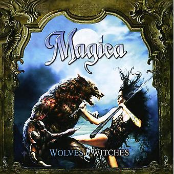 Magica - Wolves & Witches [CD] USA import
