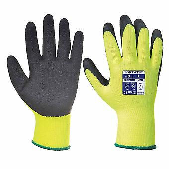 sUw - 6 paire Pack thermique main Protection Grip Glove