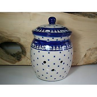 Valnöt potten / potatis pan, 5 liter, 30 cm hög, Ø 18 cm, undertecknande 100 - BSN 40041