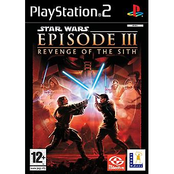 Star Wars Episode III Revenge of the Sith (PS2) - New Factory Sealed