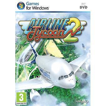 Airline Tycoon 2 (PC DVD) - Nouveau