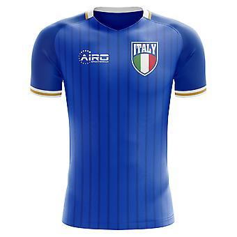 2018-2019 إيطاليا مفهوم الوطن القميص لكرة القدم