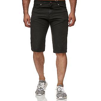 Men's Chino Shorts Casual Bermuda 3/4 Capri Super Slim Jeans 7/8 Pants
