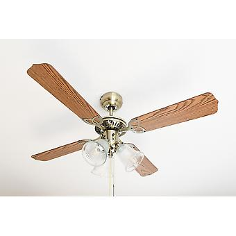 Westinghouse Ceiling Fan Princess Trio Antique Brass