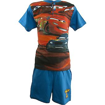 Disney Cars Boys Short Pyjama Set