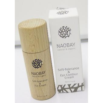 Lov Skincare and Cosmetics D# Naobay Natural And Organic Soft Tolerance And Eye Contour Cream