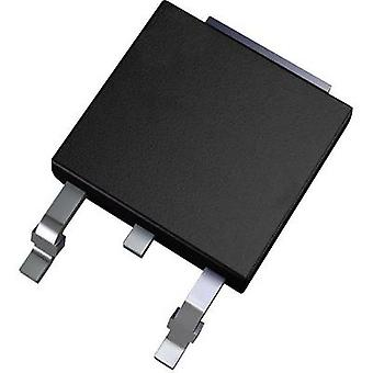 Voltage regulator - linear Infineon Technologies IFX27001TF V33 PG TO252 3 Positive Adjustable 1 A