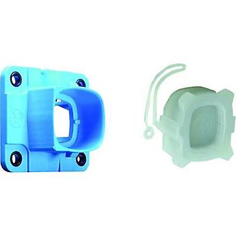 Housing flange for Y-conf length-10 Y-CONKIT-30 Light blue Yamaichi Y-CONKIT-30 1 pc(s)