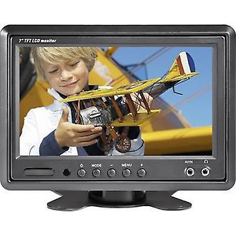Renkforce T-701B רכב LCD צג 17.8 ס מ 7 אינץ