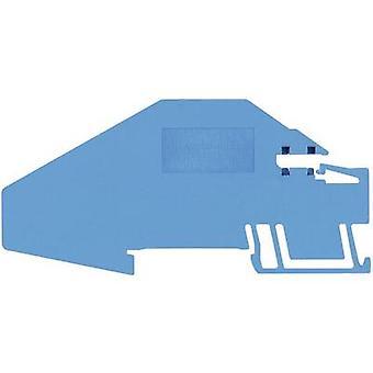 Beholde plater PHP PNT 6/10 1896100000 blå Weidmüller 1 eller flere PCer