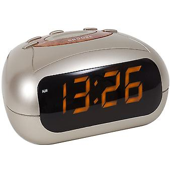 Atlanta 1137 vækkeur magt ur digital LED indikator snooze digital vækkeur