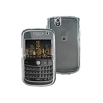 OEM Verizon Snap-On Fall für BlackBerry Bold 9650 / Tour 9630 (Clear) (Bulk Packaging)
