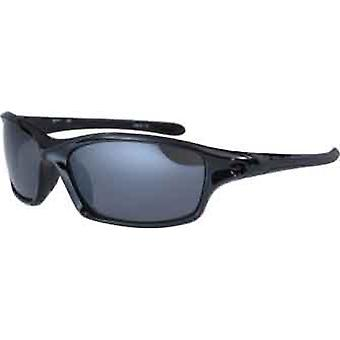 Bloc Eyewear Daytona Black Sunglasses (SG12 Grey Grad/Cat 3 Lens)