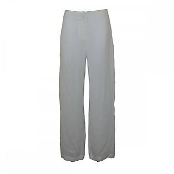 Crea Concept Women's Straight Leg Woven Trousers
