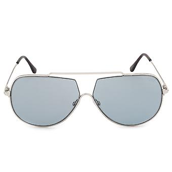 Tom Ford Chase-02 Aviator Sunglasses FT0586 16A 61