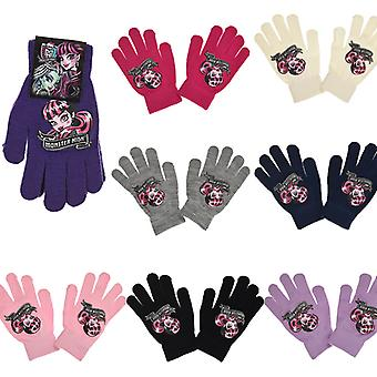 2-Pack Monster High mittens Gloves One Size