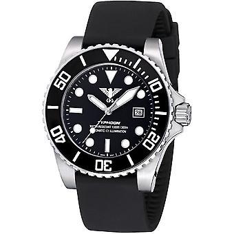 KHS heren horloge KHS. TYSA. SB Automatic, duiker horloge