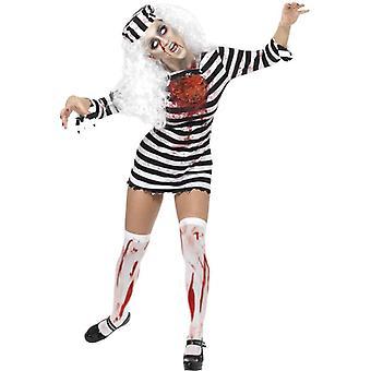 Zombie vanki mekko, UK mekko 16-18