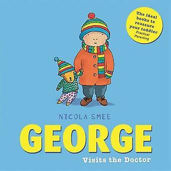 George visitas ao médico por Nicola Smee - livro 9781408335536