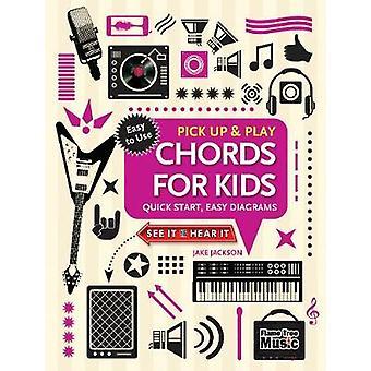 Ackord för barn (plocka upp och spela) - Snabbstart - lätt diagram av Ch