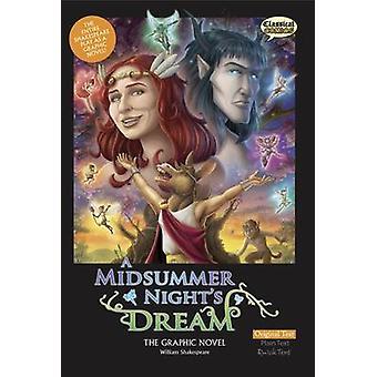 A Midsummer Night's Dream the Graphic Novel - Original Text (British E
