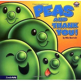 Erwten en dank u! (Grote idee boeken: VeggieTales) (Grote idee boeken/VeggieTales)