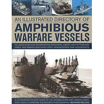 Un répertoire illustré des vaisseaux de guerre amphibie