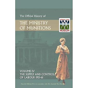 Officiële geschiedenis van het ministerie van Muni